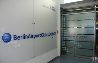 Berlin Airport Club Lounge